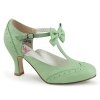 FLAPPER - 11 Mint Green